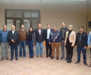 Visita Pastoral de Dom José Mário em Quaraí