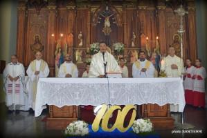 100 anos da Igreja Matriz Nossa Senhora da Conceição Aparecida