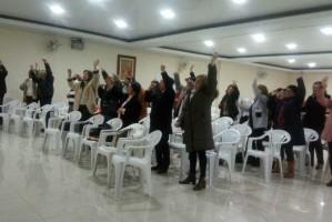 RCC celebra Pentecostes