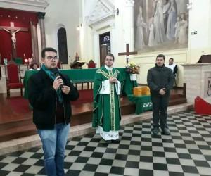 SAV visita Paróquia Sant'Ana - Catedral
