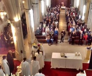 Igreja do Carmo celebra solenidade de sua padroeira