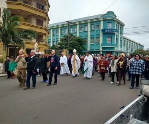A Catedral da Diocese celebra a sua Padroeira