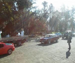 Festa do Motorista e do Colono em São Francisco de Assis