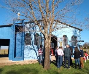 Paróquia Santa Terezinha de Itacurubi recebeu a Visita Pastoral
