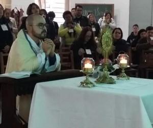 Renovação Carismática Católica da Diocese promoveu formação para o Ministério da Pregação