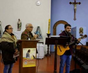 Primeiro Dia da Missão (São Borja - Passo)