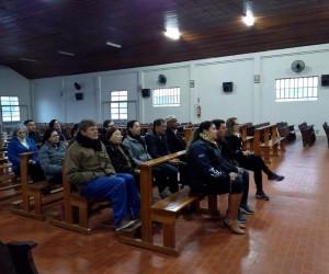 Segundo Dia da Missão (São Borja - Passo)