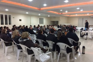 Visita Pastoral de Dom José Mário em Alegrete