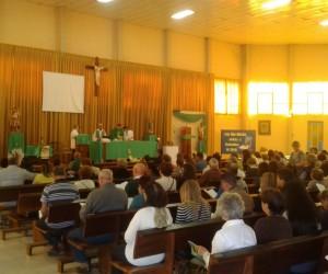 Encontro das comunidades de Uruguaiana