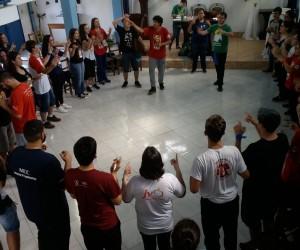 Pré-Jornada Diocesana da Juventude