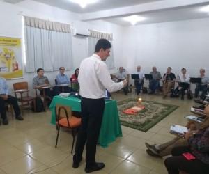 Encontro da Província Eclesiástica de Santa Maria