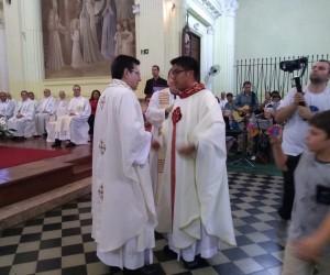 Pedro Navarro foi ordenado padre em Uruguaiana