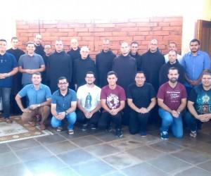 Renovação Carismática da Diocese participou de Encontro Estadual de Jovens.