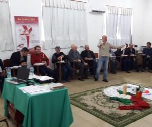 Reunião do Presbitério em Uruguaiana