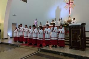 Paróquia de Quaraí festeja São João Batista