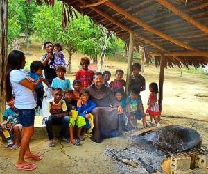 Frei Raphael na Amazônia