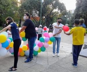 Drive-Thru Solidário em Uruguaiana.