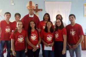 Visita Pastoral de Dom José Mário em Manoel Viana