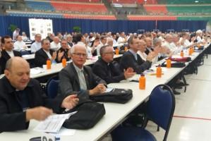 Assembleia Geral da CNBB, em Aparecida, SP