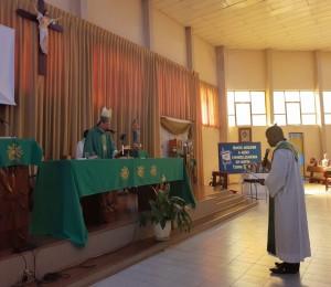 Padre Leandro é o novo Pároco da Paróquia São Miguel Arcanjo