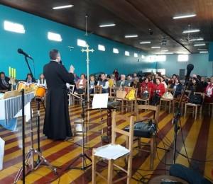 RCC de Quaraí promoveu Retiro de Cura e Libertação