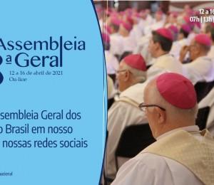 58ª Assembleia Geral da CNBB tem início na segunda-feira, dia 12 de abril, saiba como acompanhar