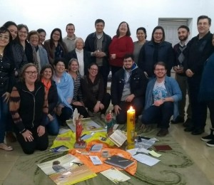 Encontro Diocesano dos Atendentes e Secretárias(os) Paroquiais aconteceu em Uruguaiana
