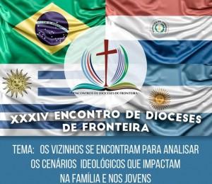 34º Encontro de Dioceses de Fronteira