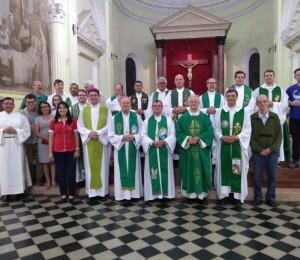 Encontro da Província Eclesiástica de Santa Maria aconteceu em Uruguaiana