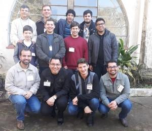 Jovens participaram de Escola Vocacional em Uruguaiana