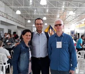 Diocese de Uruguaiana participou do 19º Congresso Regional da Pastoral Familiar
