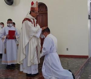 Mais um novo padre na Diocese de Uruguaiana