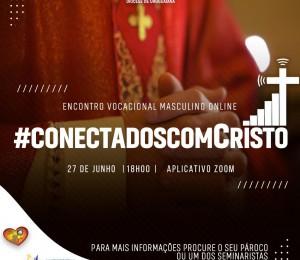Serviço de Animação Vocacional da Diocese promoverá Encontro on-line para vocacionados