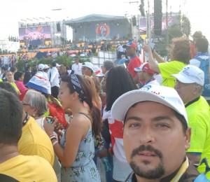 Frei Raphael fala da experiência de participar da Jornada Mundial da Juventude no Panamá