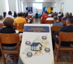 44º Conselho Diocesano de Pastoral refletiu sobre a importância das comunidades eclesiais missionárias