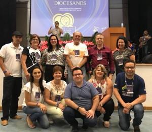 II Encontro Nacional de Coordenadores Diocesanos da RCC tem a participação da Diocese