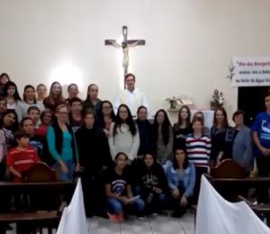 SAV promove Retiro com os crismandos em Manoel Viana