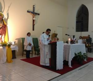 Paróquia São João Batista de Uruguaiana celebrou seu padroeiro