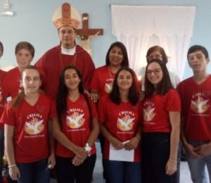 Visita Pastoral de Dom José Mário em Manoel Viana aconteceu no final do mês de julho