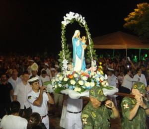 Paróquias da Diocese se preparam para festejar Nossa Senhora dos Navegantes