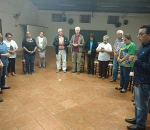 Paróquia São João Batista planeja atividades com o Conselho Paroquial