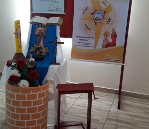 Paróquia de Santiago promoveu Retiro para Ministros Extraordinários da Sagrada Comunhão