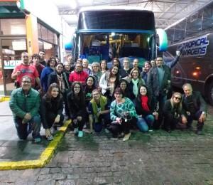 Diocese de Uruguaiana participou do Congresso Estadual da RCC em Cachoeira do Sul