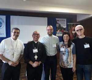 Diocese de Uruguaiana marcou presença na 18ª Assembleia Regional da Pastoral Familiar
