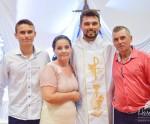 Leonardo De Bortoli é o mais novo padre natural de Manoel Viana