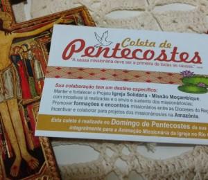 Por que se faz a Coleta de Pentecostes?