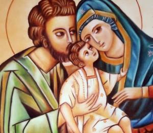 """""""Eu e Minha Casa Serviremos ao Senhor"""" (Js 24, 15)"""