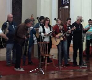4ª Cantata da Família encerrou a Semana Nacional da Família na Catedral