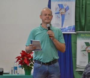 Entrevista com Pe. Ilário Flach que assessorou a Assembleia Diocesana no início de novembro
