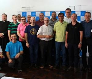 Comissão Regional de Presbíteros se reúne em Porto Alegre